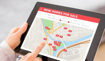 Top tips for new homes website design