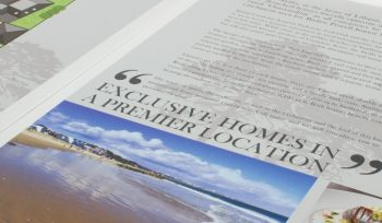 top ten tips for new homes brochure design