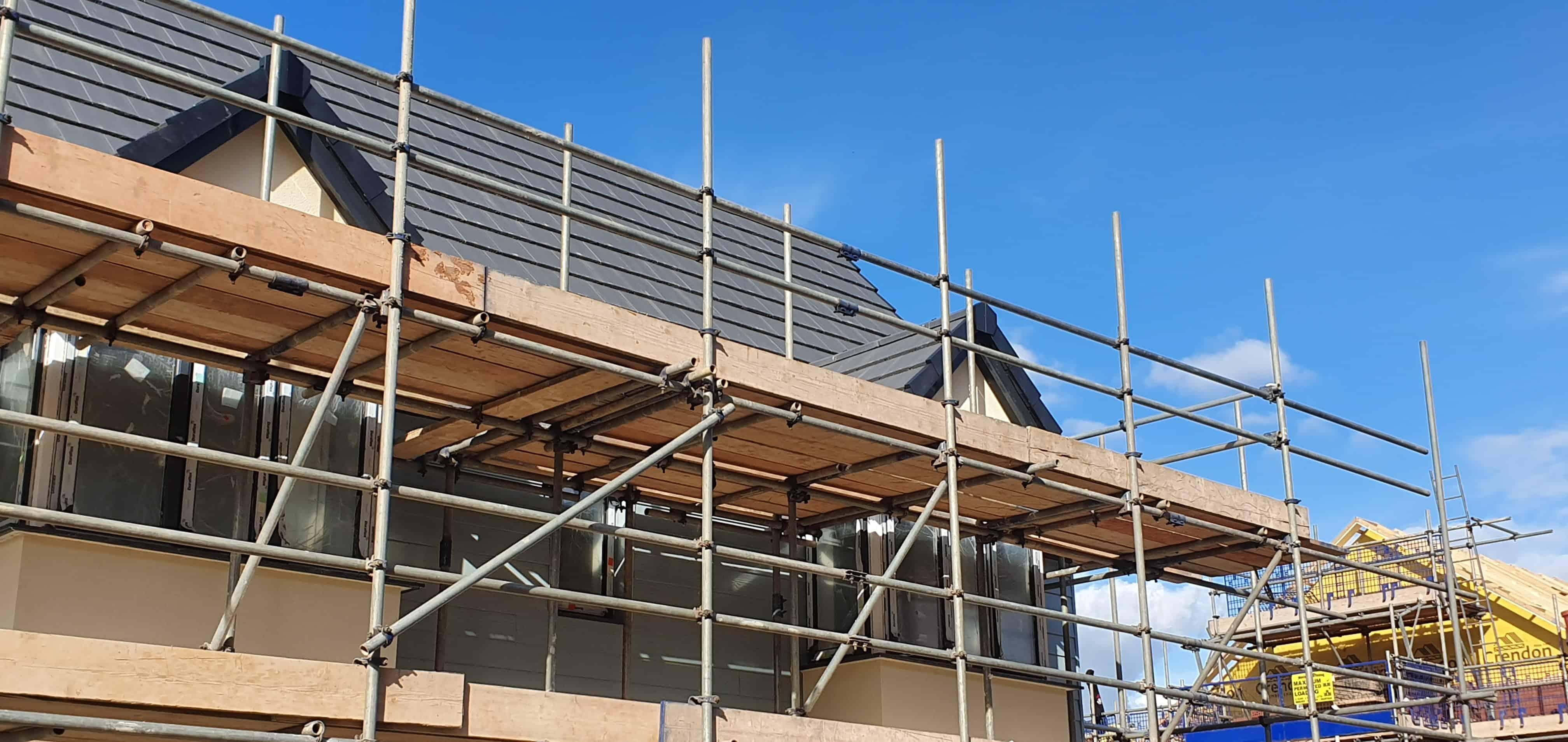 Residential property development finance