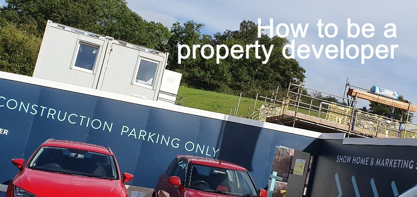Top 10 tips on how to be a property developer