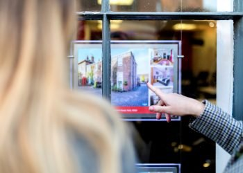 House prices sharply higher