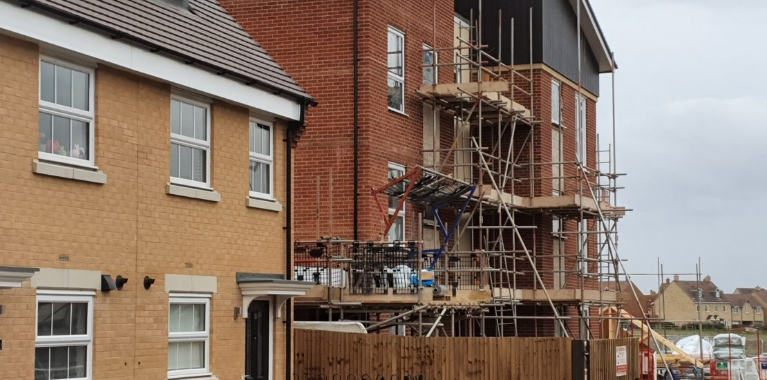 Demand for UK Homes Growing